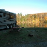 Lakefront RV Campsites Soaring Eagle Campground