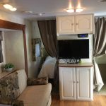 On-Site RV Sitting Area (Third Angle) | Soaring Eagle Campground