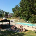 Swimming Pool at Soaring Eagle Campground