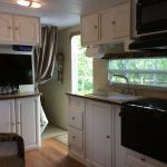 On-Site RV Eating Area   Soaring Eagle Campground