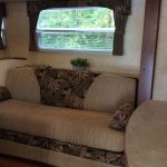 On-Site RV Sitting Area | Soaring Eagle Campground